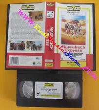 VHS film MARRAKECH EXPRESS Diego Abatantuono Gabriele Salvatores (F125) no dvd