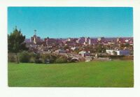 SKYLINE VIEW OF THE STAMPEDE CITY, FROM NORTH HILL, CALGARY, ALBERTA POSTCARD