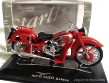 1/24 MOTO GUZZI ASTORE DIECAST STARLINE MODELS MOTORCYCLE BIKE