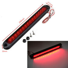 Multi-Function red LED Strip Tailgate Reverse Brake Signal Light Truck SUV10-30V