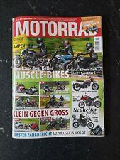 Motorrad 22 / 2021  Motorrad Zeitschrift Magazin