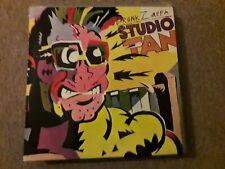 Frank Zappa – Studio Tan - Vinyl LP Album Record (Portuguese Misprint 1978)