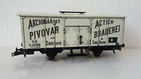 "ETS 444 Spur 0 DC Bierwagen K. K.St. B. Reihe Lp ""Smíchow"" NEU + OVP"