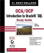 OCA/OCP - Introduction to Oracle9i SQL Study Guide : Exam 1Z0-007