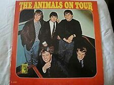 THE ANIMALS ON TOUR VINYL LP ALBUM 1965 MGM BOOM BOOM, LET THE GOOD TIMES ROLL