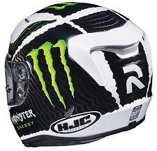 HJC RPHA-11 PRO Monster Military White Sand Motorcycle Helmet M MD Medium