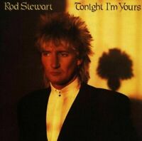 *NEW* CD Album Rod Stewart - Tonight I'm Yours (Mini LP Style card Case)