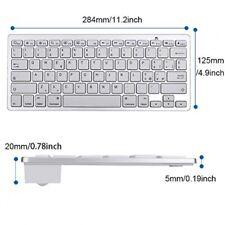 Jclivetek ® inalámbricos Bluetooth - 3.0 - teclado, para Apple iPhone, iPad, iPod Touch