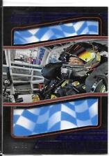 2017 Panini Torque Blue Track Vision Martin Truex Jr Insert Card /99