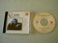 J.S. BACH Goldberg Variations Glenn Gould (1981 digital recording) CD album