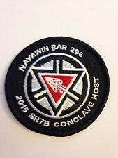 OA (BSA) Nayawin Rar #296 - 2015 Conclave - Host Lodge Patch