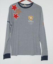 T-shirt GURU gris manches longues Taille XL Neuf