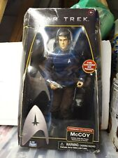 "Playmates Command Collection 12"" Dr Doctor McCoy BONES Figure NEW SEALED"