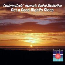 Get a Good Night's Sleep: 19 Minute Hypnosis/Meditation Audio