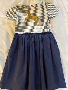 girls mini boden age 9-10 New Without Tags. Child removed Tags And Never Wore.