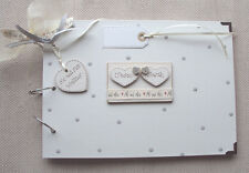 PERSONALISED  LOVE/WEDDING.. A4  SIZE...PHOTO ALBUM/SCRAPBOOK/MEMORY BOOK.