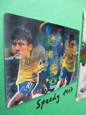 Fifa World Cup brasil 2014 Double Trouble brasil Hulk neymar Panini Adrenalyn