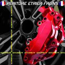 KIT TUNING PEINTURE ETRIER FREIN ROUGE FOLIATEC PEUGEOT 406 BERLINE COUPE BREAK
