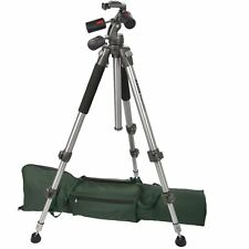"Pro Heavyduty Lightweight 3 Axis Head Pan SLR DSLR 66"" Tripod System Invertable"