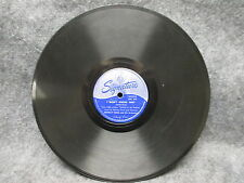 "78 RPM Record 10"" Skinnay Ennis Got a Date With An Angel Signature 15033"