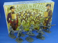 ARMIES IN PLASTIC 5405 WWI US Marines Belleau Wood 20 Toy Soldiers FREE SHIP