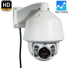CCTV 1.3 M 720p x20 PTZ Wiper Audio Auto Tracking dome ip camera hikvision modules