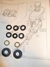 Triumph Dolomite 1850 Sprint Tandem maître-cylindre de frein Kit réparation JOINTS 78-81