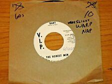 """PROMO 60s ROCK 45 RPM - THE HONEST MEN - V.I.P. 25047 - """"BABY"""" + """"CHERIE"""""""