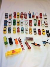 38 Die Cast Cars, Helicpoter & Motorcycle  - Made in China