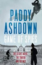 Game of Spies by Paddy Ashdown, Uncorrected proof