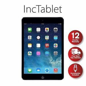 Apple iPad Mini 1 and 2 16GB 32GB 64GB,  Wi-Fi, 4G VARIOUS COLOURS