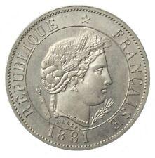 France ESSAI de Merley  25 CENTIMES 1881 A