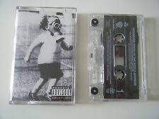 BIOHAZARD STATE OF THE WORLD ADDRESS CASSETTE TAPE WARNER BROS 1994