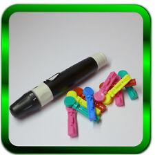 Lanzettengerät Microlet next inkl. 10 Lanzetten NEU  Sehr gute Stechhilfe
