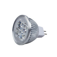 12V 4W MR16 Warm White 3200K LED Spot Light 45° View Angle 330Lm 50W Equivalent
