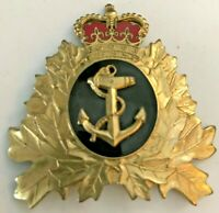 Canadian Forces Naval Operations Branch Cap Badge #4946