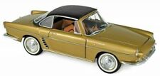 Renault Floride 1959 Bahamas Yellow Metallic 1:18 Norev Voiture Model Car 185182