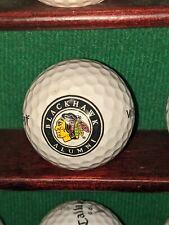 Chicago Blackhawks Nhl Alumni Logo Golf Ball.