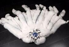 5730 Fox Skins - Arctic Marble Frost | Arctic Marble Fuchs Felle - SAGA Furs