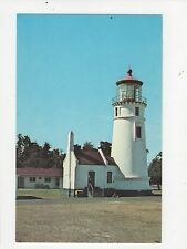 Umpqua Lighthouse State Park Oregon Coast USA Old Postcard 351a ^