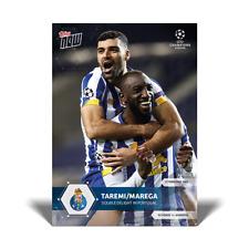 Topps Now UCL 2020-21 - Card 044 - Duo Taremi + Marega - FC Porto