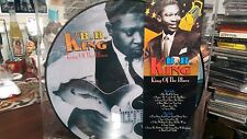 B.B.KING - King of the Blues Vinyl Picture Disc LP The Thrill is Gone