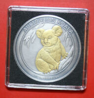 "Australien: 1 Dollar 2019 ""Koala"", 1 oz,  #F3339 Antik finish, Gold, Nur 500"