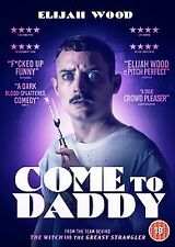 COME TO DADDY DVD - BOUGHT NEW WATCHED ONCE, ELIJAH WOOD REGION 2 & 4 FREE POST