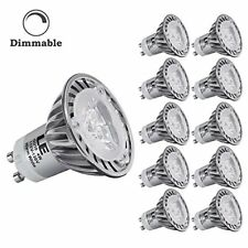 LE 4W Dimmable MR16 GU10 LED Bulbs, Pack of 10
