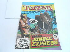 AUG 20 1977 TARZAN WEEKLY comic magazine (UNREAD)