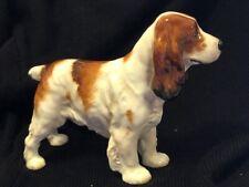 Royal Doulton Brown and White Cocker Spaniel Figurine Hn 1036