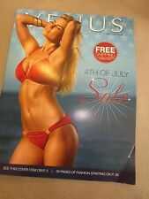 VENUS CATALOG 4TH OF JULY 2015 BRAND NEW