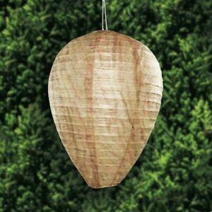 Wasp Repelling Decoy Nests Bee Paper Hanging Sting Garden Bee Repellent