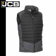 Pro JCB Gilet  - Lightweight Padded Thermal Warm Work Bodywarmer - Body Warmer